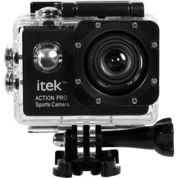 iTek Action Pro Sports & Action Camera