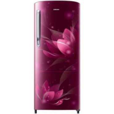 Samsung RR20A271BR8 192 L 2 Star Direct Cool Single Door Refrigerator