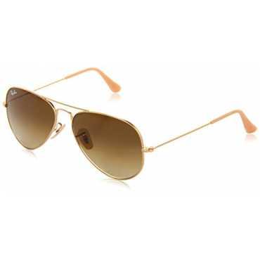 Mirrored Aviator Sunglasses 0RB3025 112 17 58