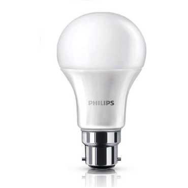 Philips Ace Saver 9W 740L LED Bulb (Warm White) - White   Yellow