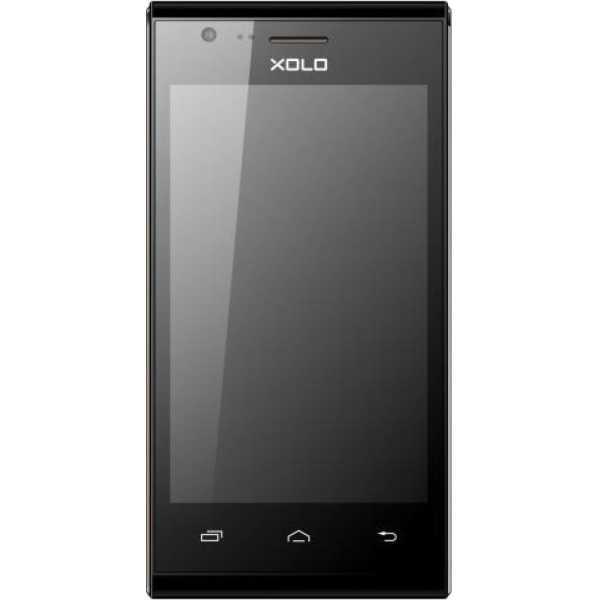 Xolo A550S IPS - White