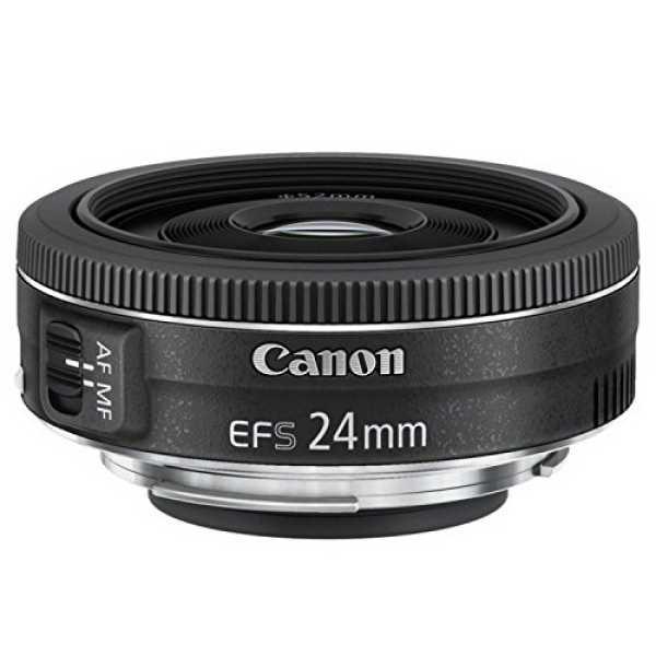 Canon EF-S24mm f 2 8 STM Lens