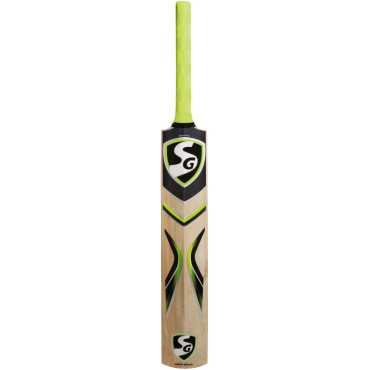 SG Phoenix Xtreme Kashmir Willow Cricket  Bat (Short Handle) - Red