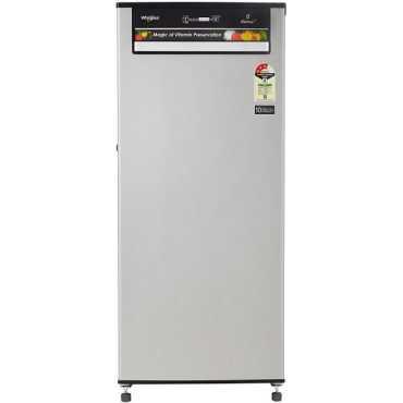 Whirlpool 230 Vitamagic Pro PRM 215 L 3 Star Direct Cool Single Door Refrigerator - Steel