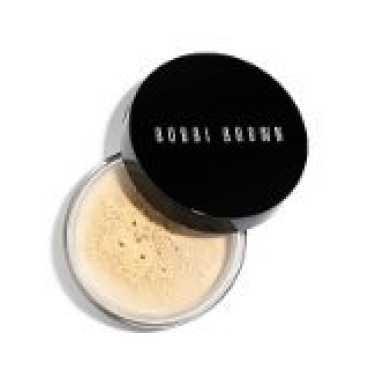 Bobbi Brown Sheer Finish Loose Powder (03 Golden Orange) (New Packaging) - Brown