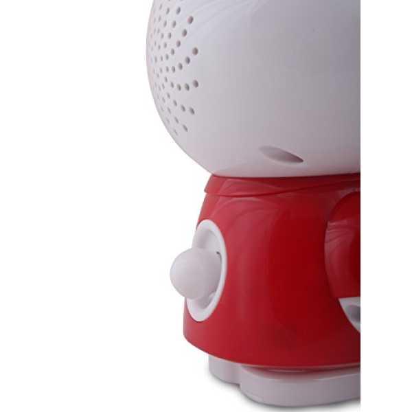 Alilo G6 2 GB MP3 Player - Red