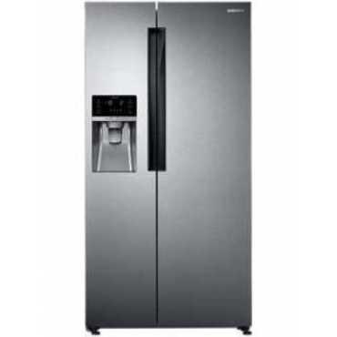Samsung RS58K6417SL 654 L Frost Free Side By Side Door Refrigerator