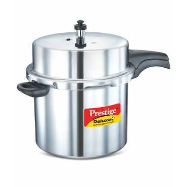 Prestige Deluxe Plus Aluminiunm 12 L Pressure Cooker (Outer Lid)