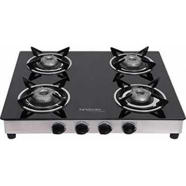 Hindware Brio Manual Gas Cooktop 4 Burners