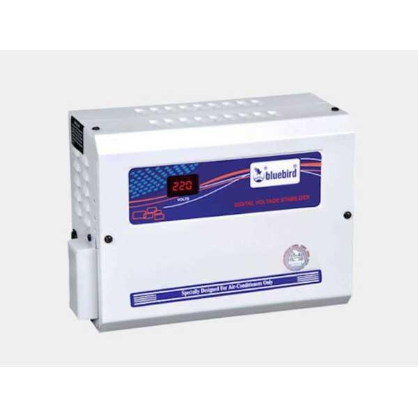 Bluebird 4kVA 150-280V Aluminium Digital Voltage Stabilizer