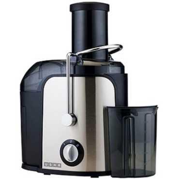 Usha JC 3240 400W Juicer - Silver | Black