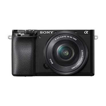 Sony Alpha A6100 (16-50mm  Lens) 24.2 MP Mirrorless Digital Camera