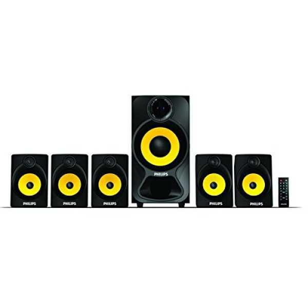 Philips SPA3800B 5 1 Speaker