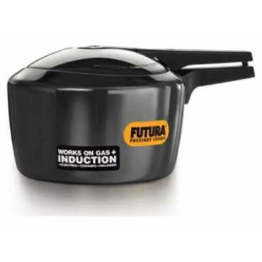 Hawkins Futura F45 3 L Aluminium Pressure Cooker (Induction Base, Inner Lid)
