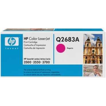 HP 311A Magenta Laser Jet Toner Cartridge - Pink