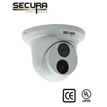 Secura SIP-20SH431-D1 Network IP Dome Camera