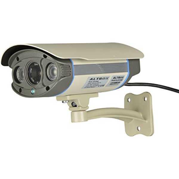 Altrox AXI-6040 900TVL Bullet CCTV Camera - Grey