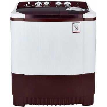 LG P8541R3SA 7.5kg Semi Automatic Washing Machine - White | Red