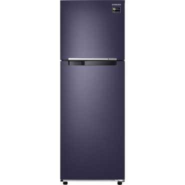 Samsung RT30M3043UT 275L 3S Double Door Refrigerator - Blue
