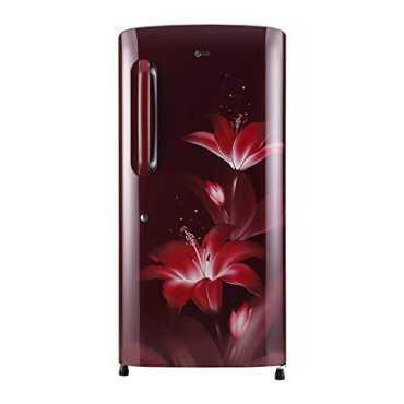 LG GL-B221ARGY 215 L 5 Star Direct-Cool Single-Door Refrigerator