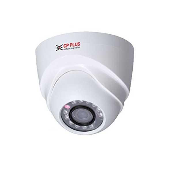 CP PLUS CP-UAC-DC10HL2 1000TVL IR Dome Camera