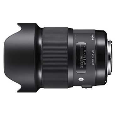 Sigma 20mm F1 4 DG HSM Art Lens For Nikon