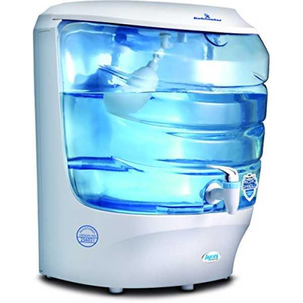 Kelvinator Ayoni 9 Litres RO Water Purifier - White