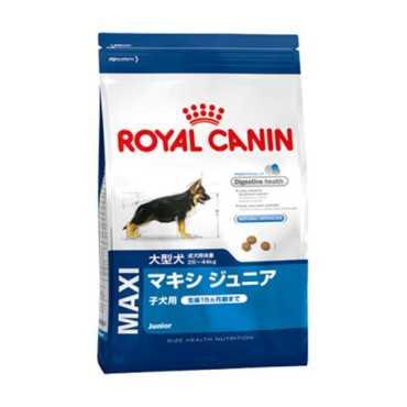 Royal Canin Maxi Junior Chicken Dog Food 4 Kg