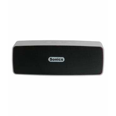 Sonics SL-BS114 Portable Bluetooth Speaker - Blue | Grey | Red