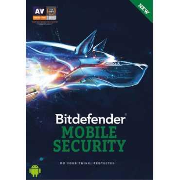 Bitdefender Mobile Security 2017 1 Mobile 1 Year Antivirus