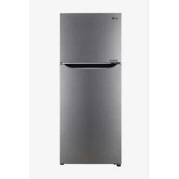 LG GL-N292KPRR 260 L 2 Star Inverter Frost Free Double Door Refrigerator - Steel