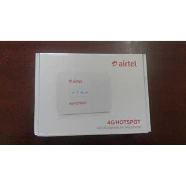 Alcatel MW40CJ 4G Wi-Fi Router - White