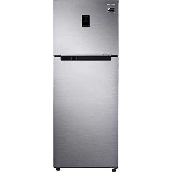 Samsung RT42M553ES8 415L 4S Double Door Refrigerator (Elegant Inox)