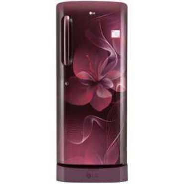 LG GL-D241ASDX 235 L 4 Star Direct Cool Single Door Refrigerator