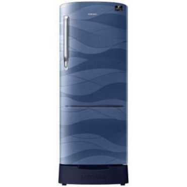 Samsung RR22T385XUV 215 L 4 Star Inverter Direct Cool Single Door Refrigerator