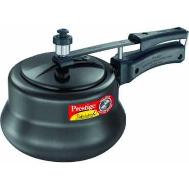 Prestige Nakshatra Plus HA Handi Aluminium 3 L Pressure Cooker (Induction Bottom, Inner Lid)