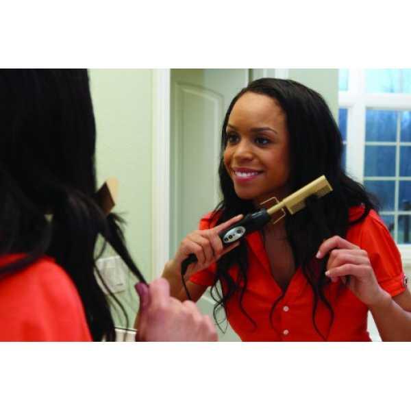 Andis 38300 Press Comb Hair Straightener