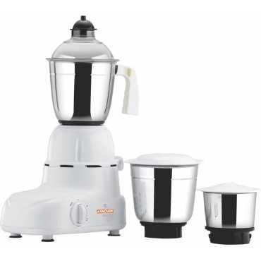 Kanchan Tiara 500W Mixer Grinder (3 Jars) - White