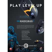 Circle Marksman 1 Ultra Speed Gaming Mouse