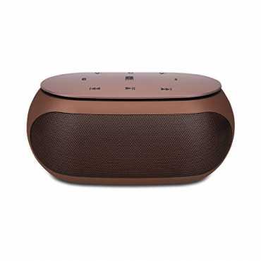 iBall SoundBuzz i5 Portable Bluetooth Speaker - Brown | Black