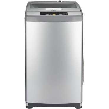 Haier 6.2 Kg Fully Automatic Washing Machine (HWM62-707NZP) - Grey | Silver