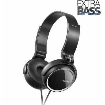 Sony MDR-XB250 Headphones - Black