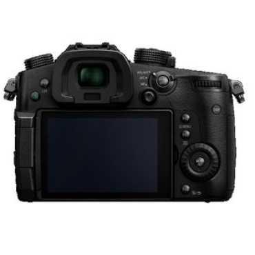 Panasonic Lumix DC-GH5LGA Camera (With 12-60mm Lens) - Black