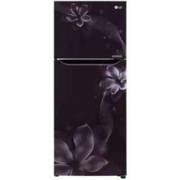 LG GL-N292DPOY 260 L 3 Star Inverter Frost Free Double Door Refrigerator