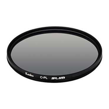 Kenko 52 mm Circular Polarizer Filter - Black