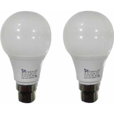 Syska 5W White Led Pa Bulbs Pack Of 2