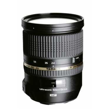 Tamron SP 24-70mm F/2.8 Di VC USD Lens (for Nikon DSLR) - Black