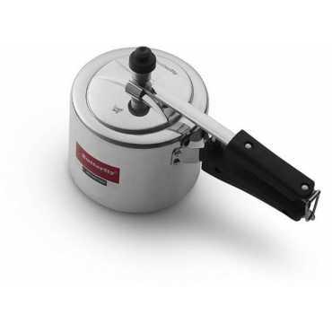 Butterfly Durabase 2 L Pressure Cooker (Induction Base, Inner Lid)