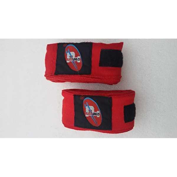 Prospo Boxing Hand Wraps - Red