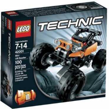 Technic 42001 Mini Offroader